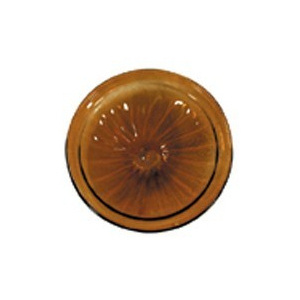 フォンテーヌアロマランプ 交換用プレート ワイングラス型/UB アンバー