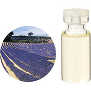 オーガニックエッセンシャルオイル(精油) 有機ラベンダー(フランス産) 3ml